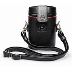 Leica Black leather bag for 8x20 binoculars