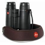 Leica Tracolla in neoprene chocolate brown