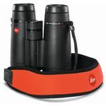 Leica Tracolla in neoprene juicy orange