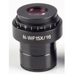 Motic Ocular N-WF 15x/16mm, diopter (1) (BA210, 310, AE2000)