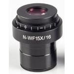 Motic Okular N-WF 15x/16mm, diopter (1) (BA210, 310, AE2000)