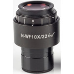 Oculaire Motic N-WF 10x/22mm diopter (1) (BA210, 310, AE2000)
