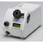 SCHOTT Source de lumière froide KL 2500 HAL (sans câble d'alimentation)