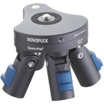 Novoflex QP V QuadroPod Testa variabile treppiede (senza gambe)