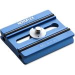 Novoflex Q=PL SLIM 50 quick-release plate