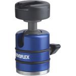 Novoflex Testa a sfera 19 con sostegno per flash
