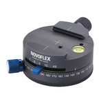 Novoflex Rótula panorámica para trípodes Panorama=Q 6/8 II