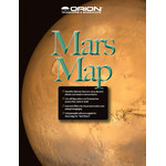 Orion Carta Stellare Mars Map