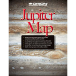 Carte du ciel Orion Jupiter Map