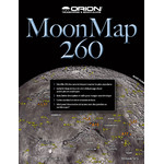 Carte du ciel Orion Moon Map 260