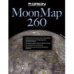 Carte du ciel Orion Moon Map 260