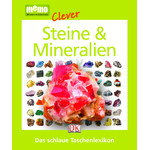 Dorling Kindersley memo Clever Steine & Mineralien