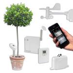 Bresser Wireless weather station Connect Set Wetter- und Klimaüberwachung per Smartphone