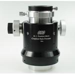 """GSO 2"""" Crayford Okularauszug für 86mm Refraktoren, 1:10 Untersetzung"""