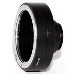 TS Optics Adaptateur bajonette Nikon sur monture C