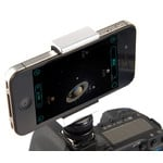 ASToptics Smartphone holder with hot shoe adapter