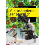 Optika B-159, binokular,1000x Mikroskopier-Set