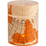 TFA Meridiana Orologio solare cilindrico Solemio