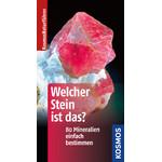 Kosmos Verlag Welcher Stein ist das? kleiner Pocketguide