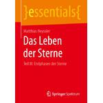 Springer Książka Das Leben der Sterne Teil 3