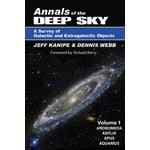 Livre Willmann-Bell Annals of the Deep Sky Volume 1