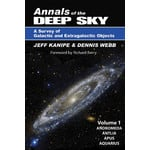 Willmann-Bell Carte Annals of the Deep Sky Volume 1