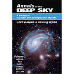 Livre Willmann-Bell Annals of the Deep Sky Volume 2