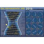 Astronomie-Verlag Poster Das Astronomische Jahr 2016