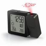 Oregon Scientific Statie meteo wirelles PROJI BAR 368P radio-controlled clock and weather station, black
