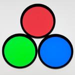 "Astronomik DeepSky 2"" RGB filter set"
