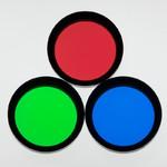 Astronomik DeepSky T2 RGB filter set