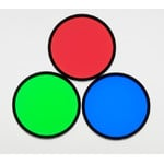 Astronomik Juego de filtros DeepSky RGB de 36mm con montura