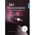 Kosmos Verlag Książka 101 Himmelsobjekte, die man gesehen haben muss
