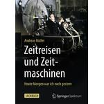 Springer Buch Zeitreisen und Zeitmaschinen