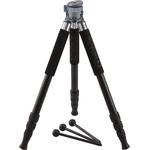 Novoflex TrioBalance A2840 Set treppiede con gambe in alluminio a 4 sezioni