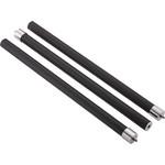 Novoflex QuadroLeg carbon-fibre tripod leg extenders, 50cm, set of 3