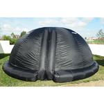 Omegon cupola gonfiabile 5 metri con ventilatore
