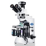 Microscope Olympus CX41 cytologie, halogène, trino 40x, 100x, 400x
