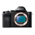 Caméra Sony DSLM Alpha 7s Astro