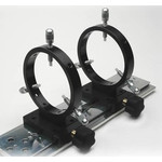 Farpoint Abrazaderas para tubo guía con acople rápido de 108mm