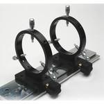Farpoint Abrazaderas para tubo guía con acople rápido de 90mm