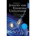 Kosmos Verlag Książka Jenseits von Einsteins Universum