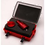 "Farpoint Láser de calibración con ocular Cheshire de 2"" y maletín de transporte"