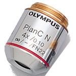 Olympus Obiettivo PLCN4X/0,1 planacromatico