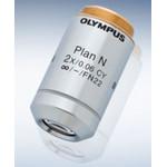 Olympus Obiettivo PLN 2XCY/0,06 planacromatico per citologia con filtro ND