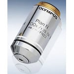 Olympus Obiettivo PLN100XO/1,25 planacromatico a immersione in olio