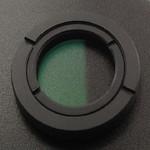 """ZWO Filtre en verre neutre pour caméras ASI 1,25"""""""