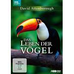 Polyband David Attenborough: Das Leben der Vögel, 3 DVDs