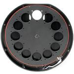 """Moravian Filterrad für CCD-Kameras G2 - 12x 1,25""""- oder 31-mm-Filter ungefaßt"""