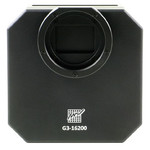 Moravian Kamera G3-11000C2FW Mono mit Filterrad